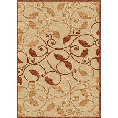 Veranda Tan Terracotta Area Rug Rug Size: Rectangle 7'5
