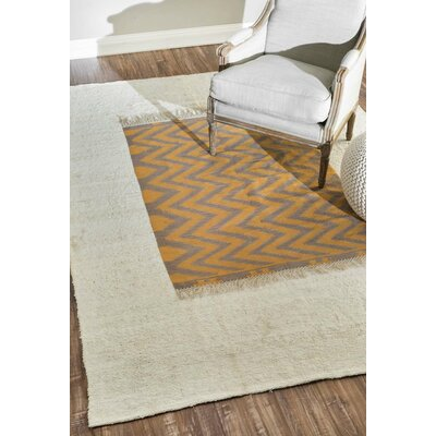 Kara Rust Area Rug