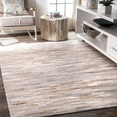 Quaeshia Patchwork Area Rug Rug Size: Rectangle 6 x 9