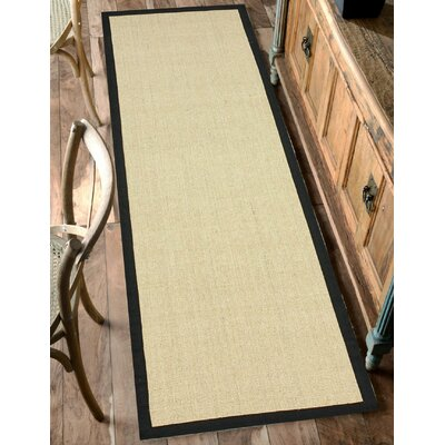 Alhambra Sand Area Rug Rug Size: Rectangle 4 x 6