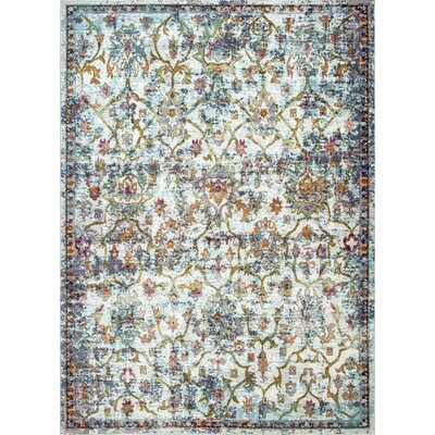 Chantae Beige Area Rug Rug Size: Rectangle 5 x 8