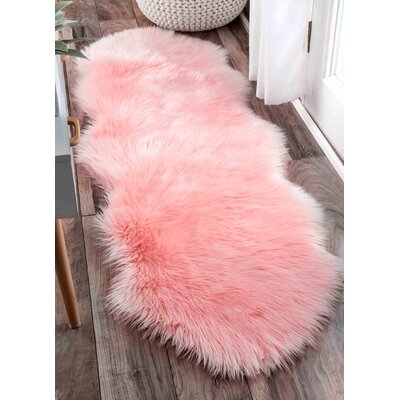 Trask Blush Area Rug