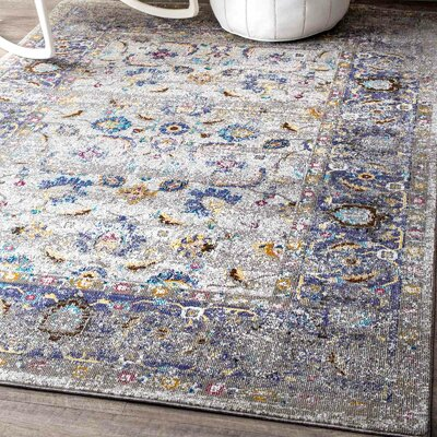 Boevange Area Rug Rug Size: Rectangle 7'10