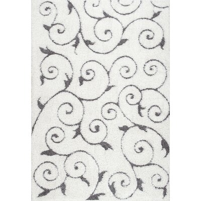Andover Beige Area Rug Rug Size: Rectangle 53 x 76