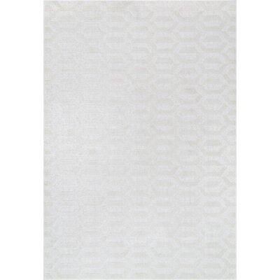 Ellerbe Ivory Area Rug Rug Size: 76 x 96