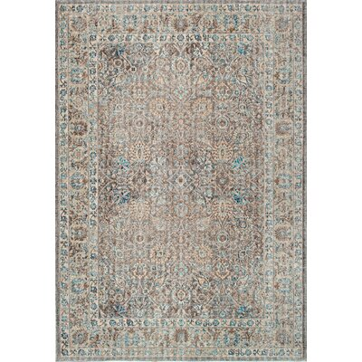 Mattituck Beige Area Rug Rug Size: Rectangle 5 x 75