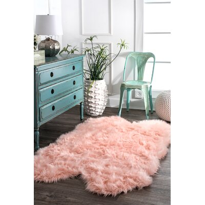 Henrietta Blush Area Rug