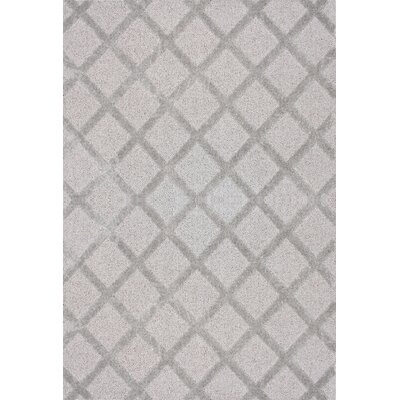Emeril Gray Area Rug Rug Size: 53 x 76