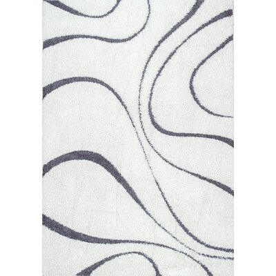 Hodson Beige Area Rug Rug Size: Rectangle 53 x 76