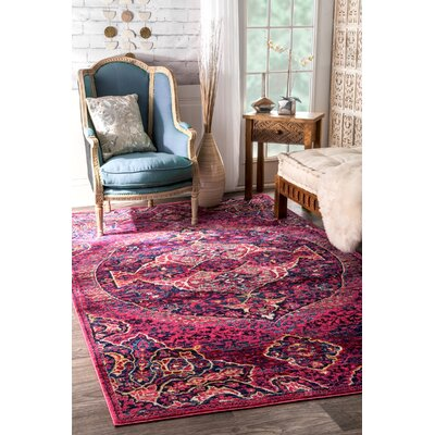 Mauna Loa Area Rug Rug Size: Rectangle 76 x 96