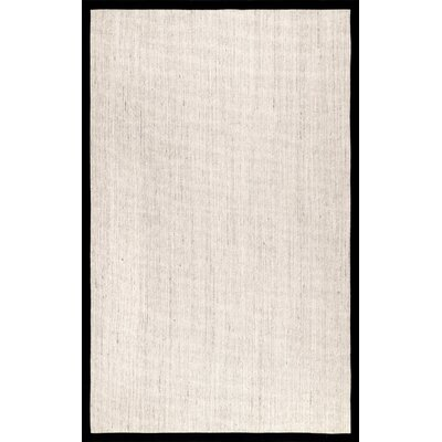 Belwood Beige Area Rug Rug Size: Rectangle 8 x 10