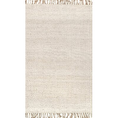 Parthenia Beige Area Rug Rug Size: Rectangle 5 x 8