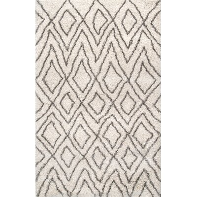 Ortonville Ivory Area Rug Rug Size: Rectangle 9 x 12