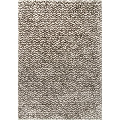Partridge Dark Gray Area Rug Rug Size: Rectangle 5 x 8