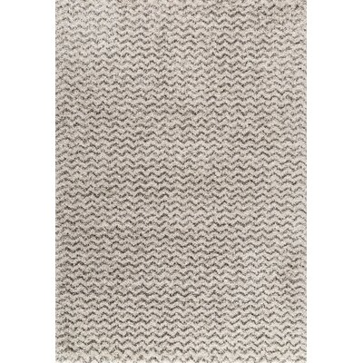 Parton Ivory Area Rug Rug Size: Rectangle 5 x 8