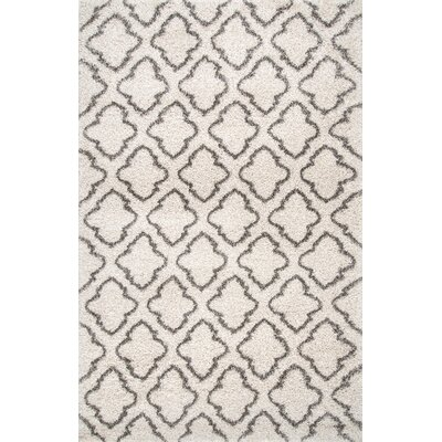 Custer Ivory Area Rug Rug Size: Rectangle 4 x 6