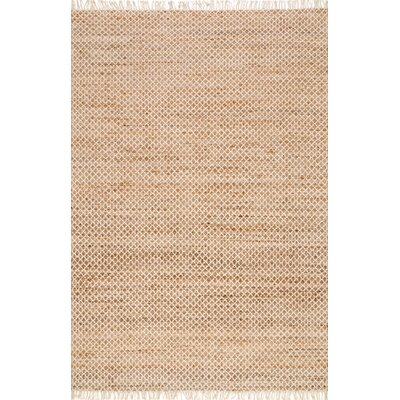 Partain Brown Area Rug Rug Size: Rectangle 5 x 8