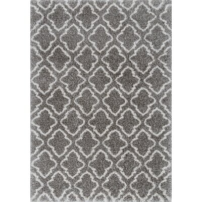 Ramey Gray Area Rug Rug Size: Rectangle 5 x 8