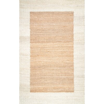 Parthenon Brown Area Rug Rug Size: Rectangle 7 6 x 9 6
