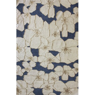 Couture Wool Ivory Area Rug Rug Size: Runner 26 x 8