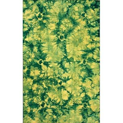 Couture Kilim Splash I Sunshine Rug Rug Size: 5 x 8