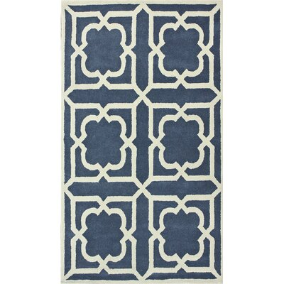 Marbella Panel Area Rug Rug Size: Rectangle 7'6