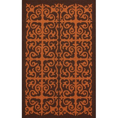 Homestead Cocoa Celine Area Rug Rug Size: 8 x 10