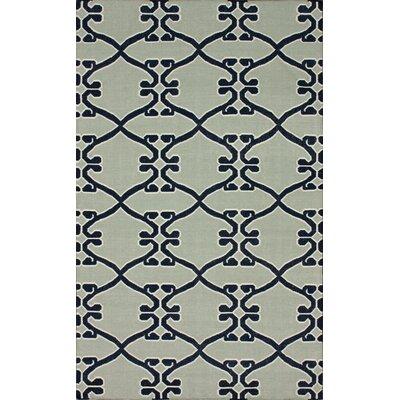 Vanitia Grey Elisa Rug Rug Size: 5 x 8