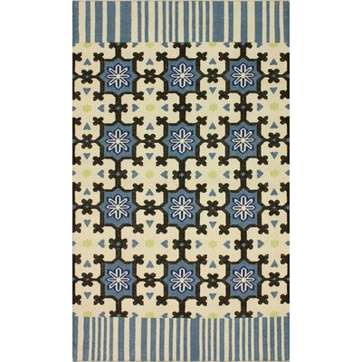 Metro Sky Milan Rug Rug Size: Rectangle 6 x 9