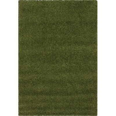 Veneti Hunter Green Area Rug Rug Size: Rectangle 53 x 76