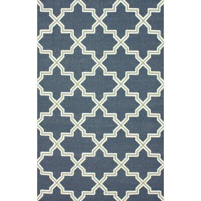 Moderna Blue Sloane Rug Rug Size: 5 x 8