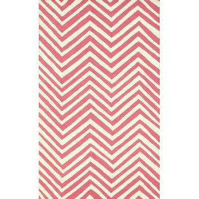 nuLOOM Trellis Pink Chevron Area Rug - Rug Size: 5' x 8' at Sears.com
