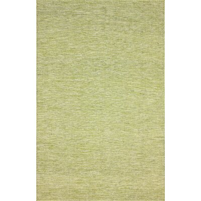 Ayers Wool Green Area Rug Rug Size: Rectangle 7'6