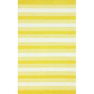 Serendipity Yellow Pandora Area Rug Rug Size: 5' x 8'