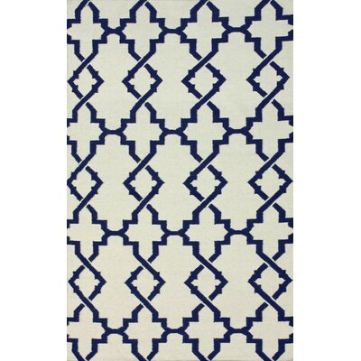 Flatweave Willow Area Rug Rug Size: 76 x 96