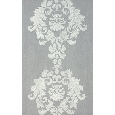 Brilliance Reflection Area Rug Rug Size: 5 x 8