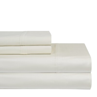 400 Thread Count Sheet Set Size: King, Color: Ivory