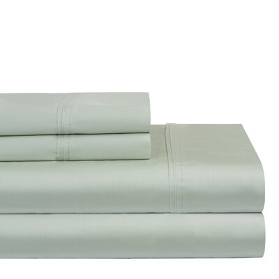 400 Thread Count Sheet Set Size: Twin, Color: Sage