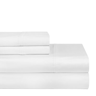 400 Thread Count Sheet Set Size: Twin XL, Color: White
