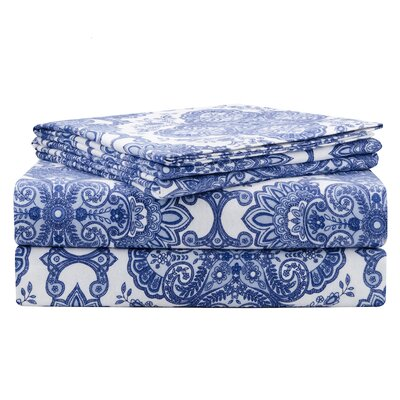 Alpine Flannel Sheet Set Size: Queen