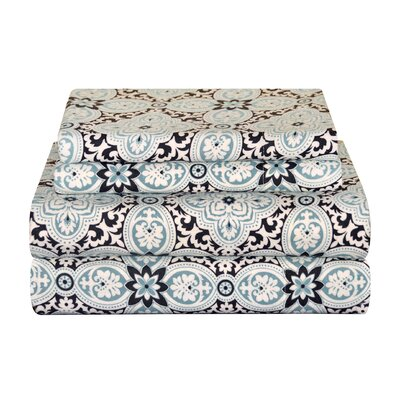 Ankara Cotton Sheet Set Size: Twin