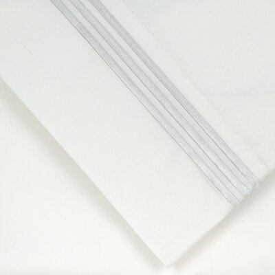 300 Thread Count Sheet Set Color: White, Size: California King