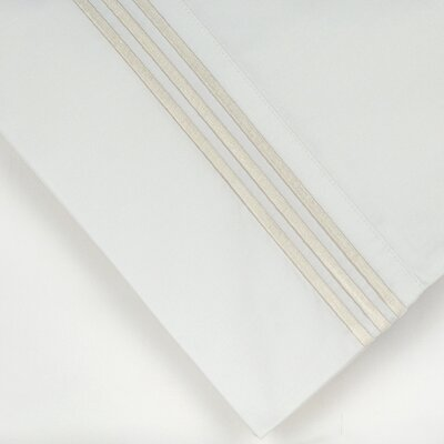 300 Thread Count Sheet Set Size: California King, Color: Ivory