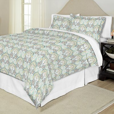 Duvet Cover Set Size: Twin / Twin XL, Color: Cypress