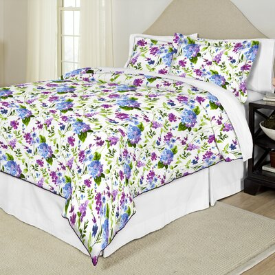Primavera Duvet Cover Set Size: King / California King