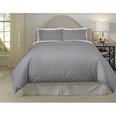 Duvet Set Color: Gray, Size: King/California King