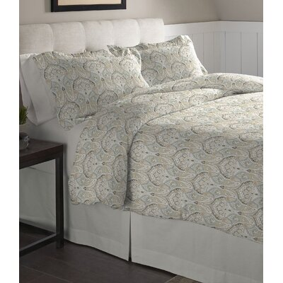 2 Piece Duvet Set Size: Full/Queen