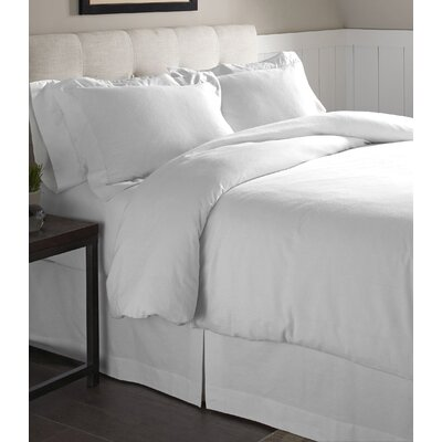 Duvet Set Color: White, Size: Twin/Twin XL