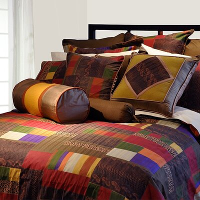 Luxury 9 Piece Reversible Comforter Set
