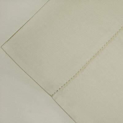 600 Thread Count Supima Cotton Sheet Set Color: Linen, Size: California King